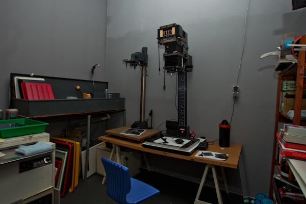 Labor, Atelier Rainer Jordan